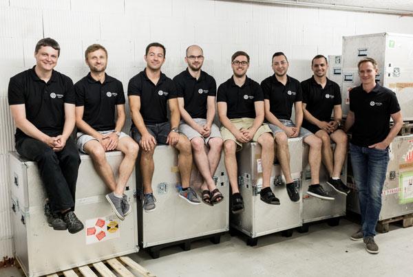 Vexcel Imaging Global Support Team