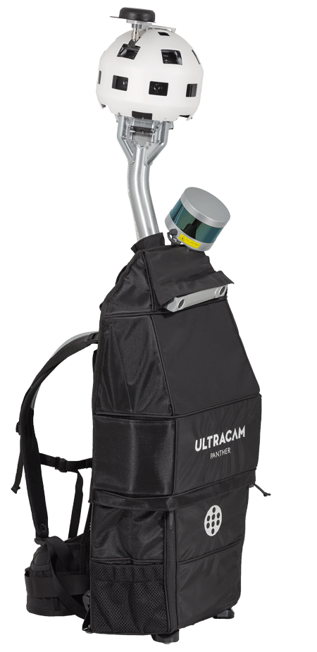 UltraCam Panther Reality Capture system