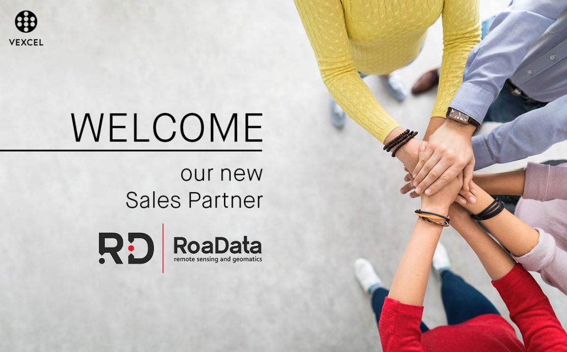 New Sales Partner RoaData