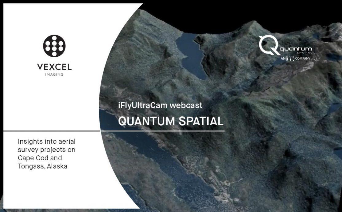 iFlyUltraCam Webcast about Quantum Spatial