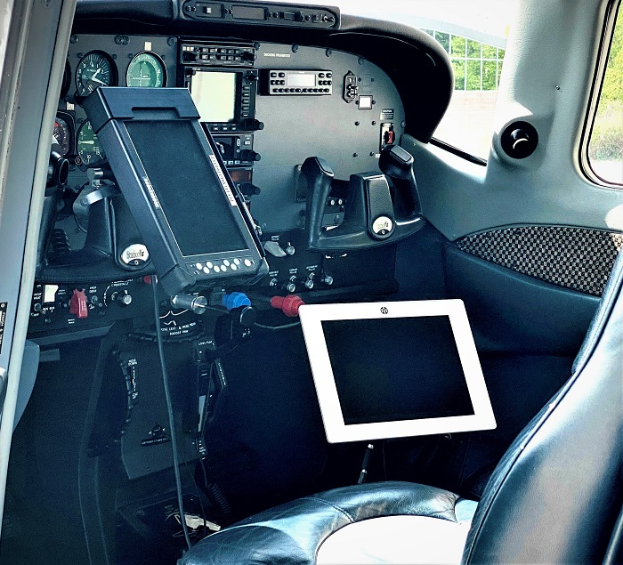 Cockpit set-up