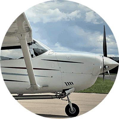 Aircraft from Arrowhawk