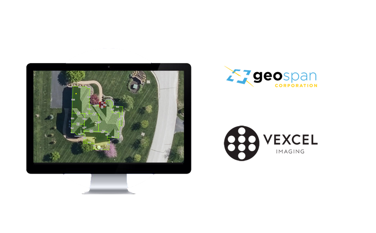 Partnership Geospan and Vexcel