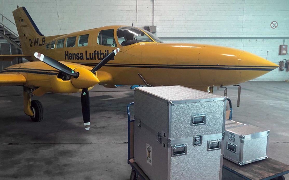 Hansa Luftbild Aircraft and UltraCam