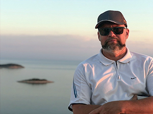 Krzysztof Konieczny in croatia