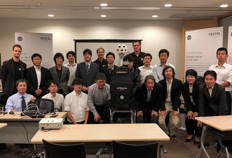 User Group Meeting in Japan