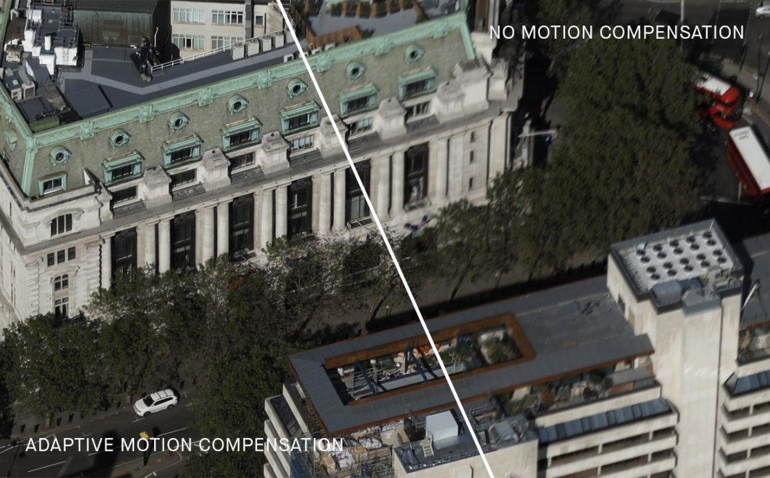 Adaptive Motion Compensation
