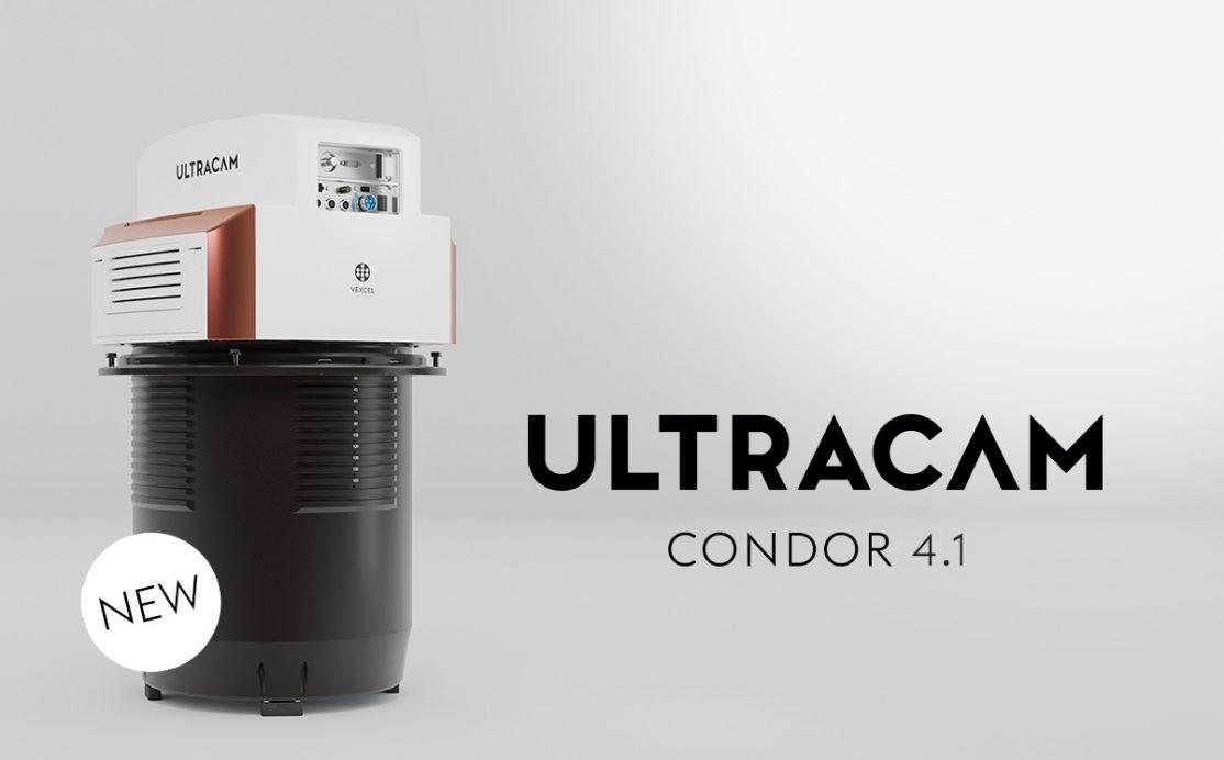 Release of UltraCam Condor 4.1