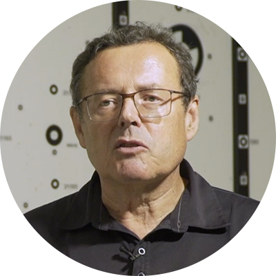 Michael Gruber Head of Photogrammetry Application